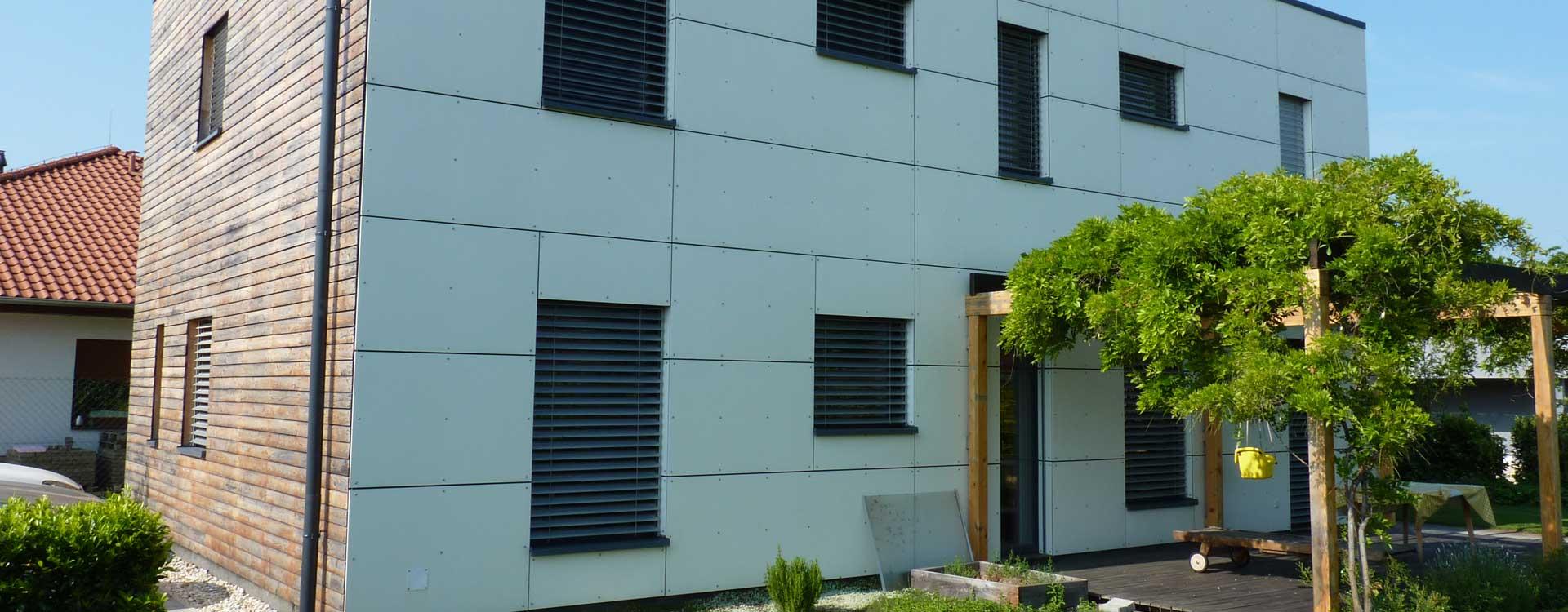 Ekologické stavby z dreva